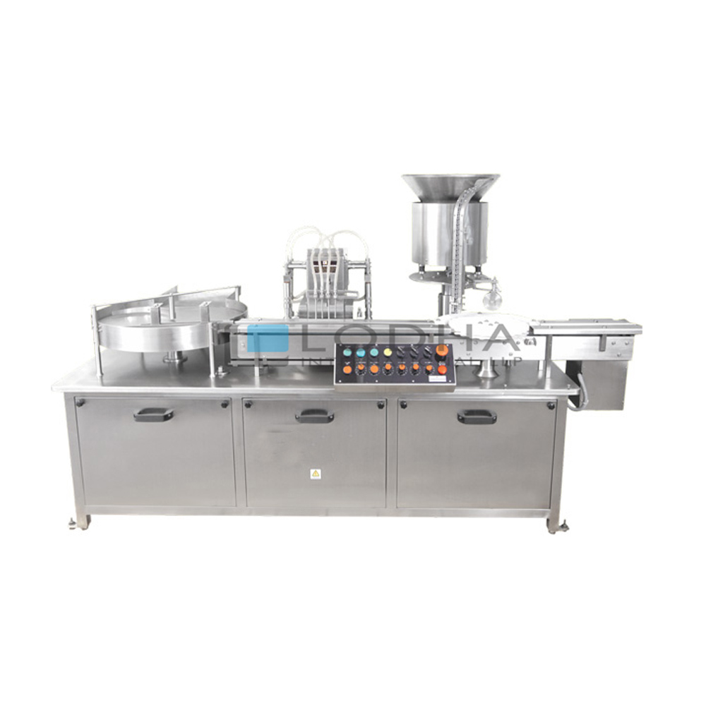 Capsule Filling Machinery