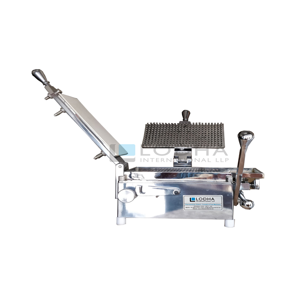 Manual Capsule Filler Machine