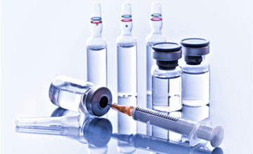 Ampoules filled with Ampoule Filling Machine