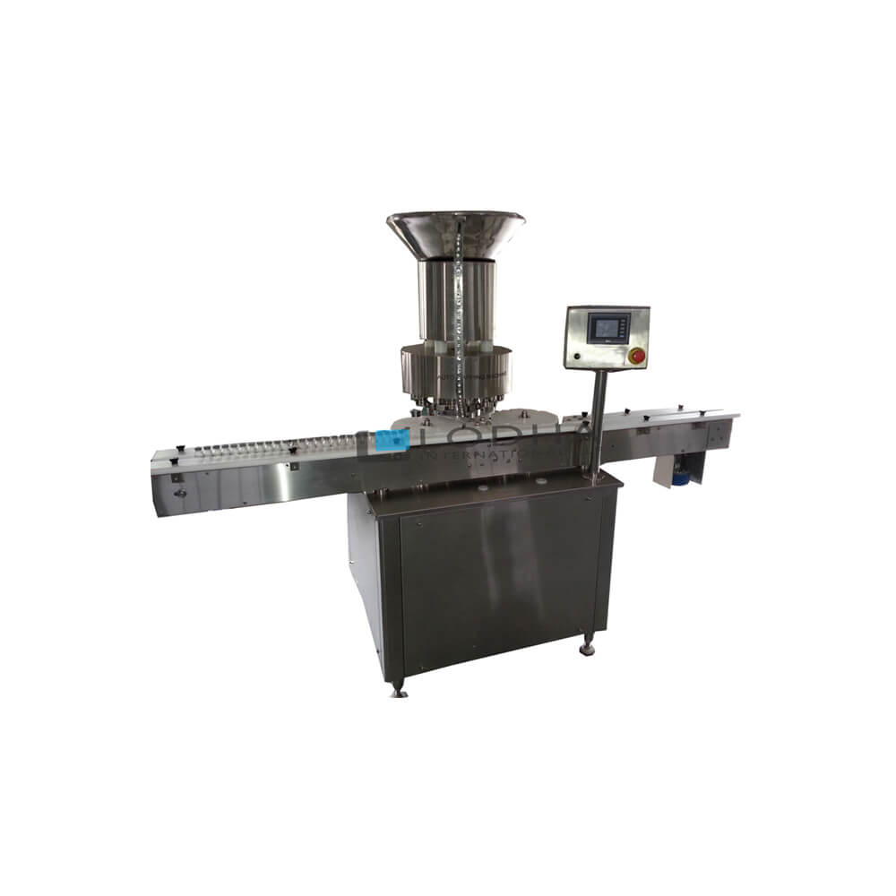 Automatic Four Head Vial Capping Machine
