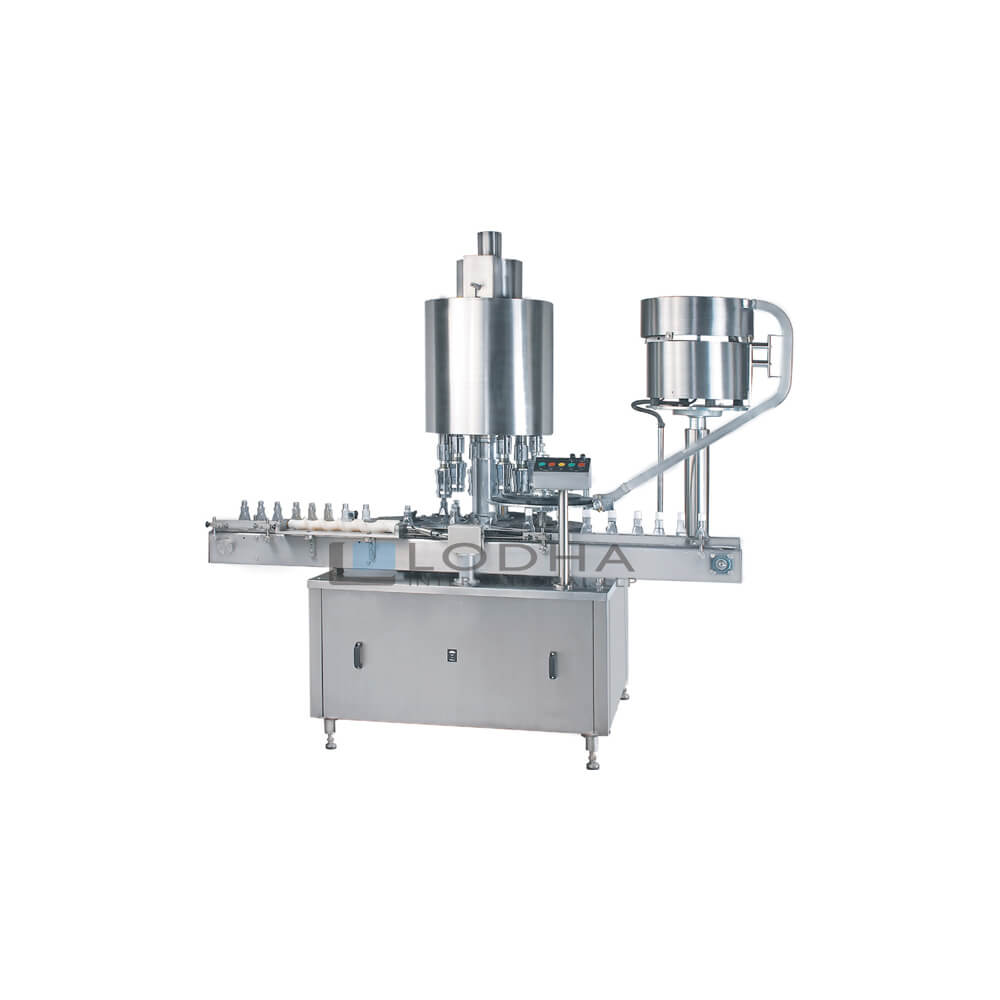 High Speed Bottle Capping Machine