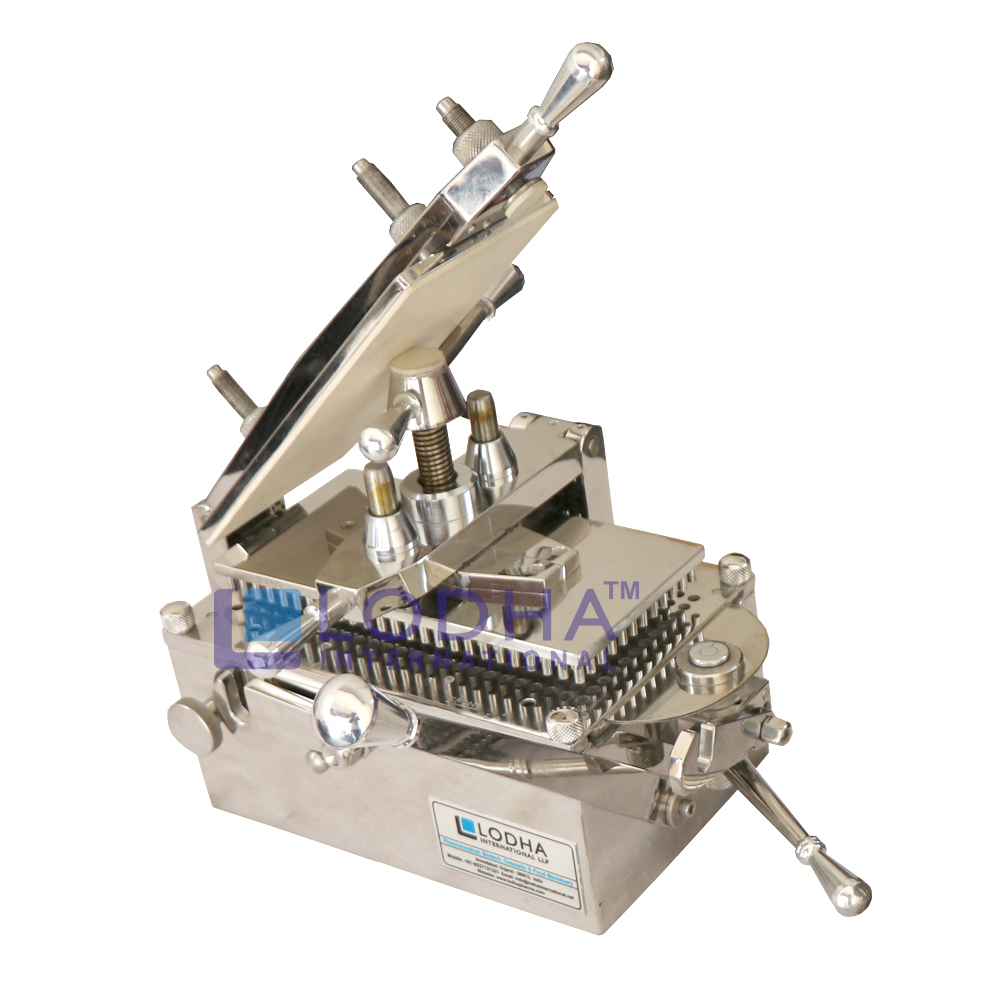 Pharmaceutical Equipment Manual Capsule Filling Machine