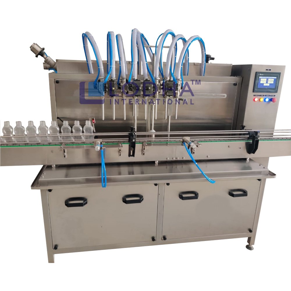 Automatic Digital (Electronic) Liquid Filling Machine