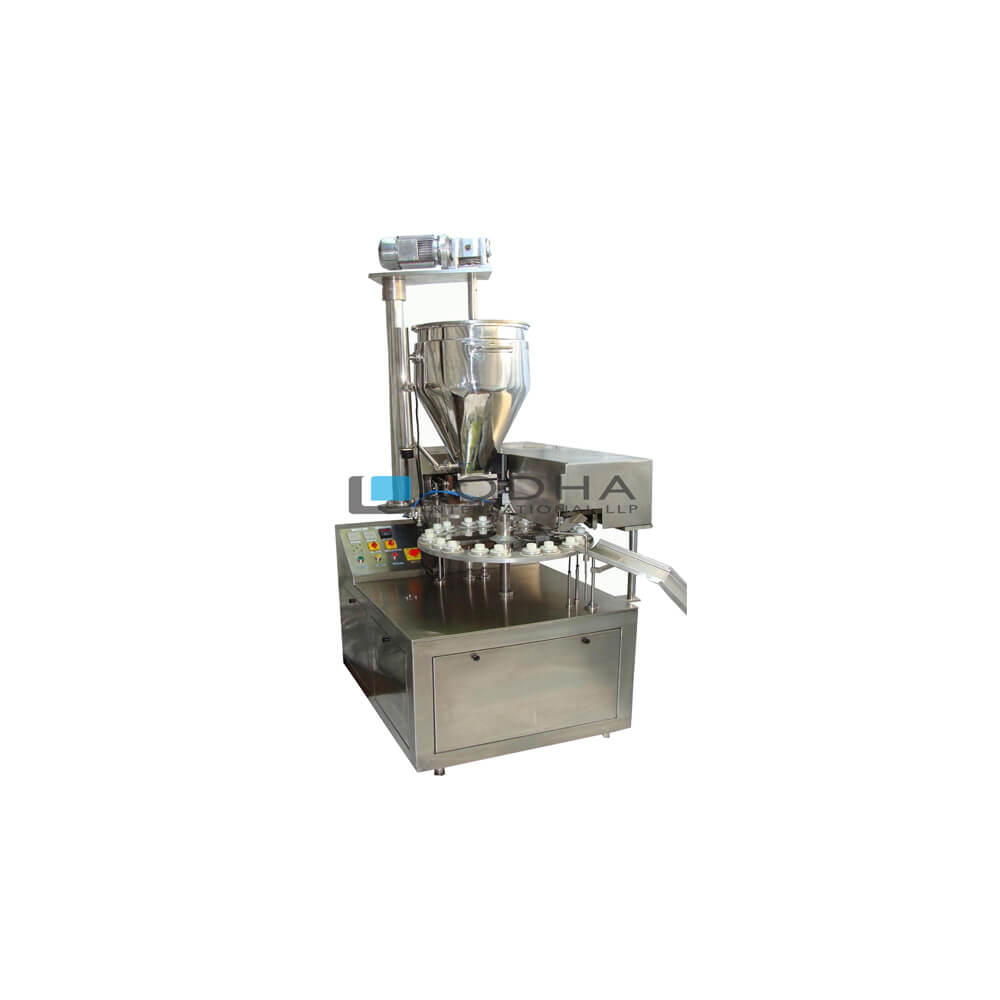 Laminated Tube Filling and Sealing Machine
