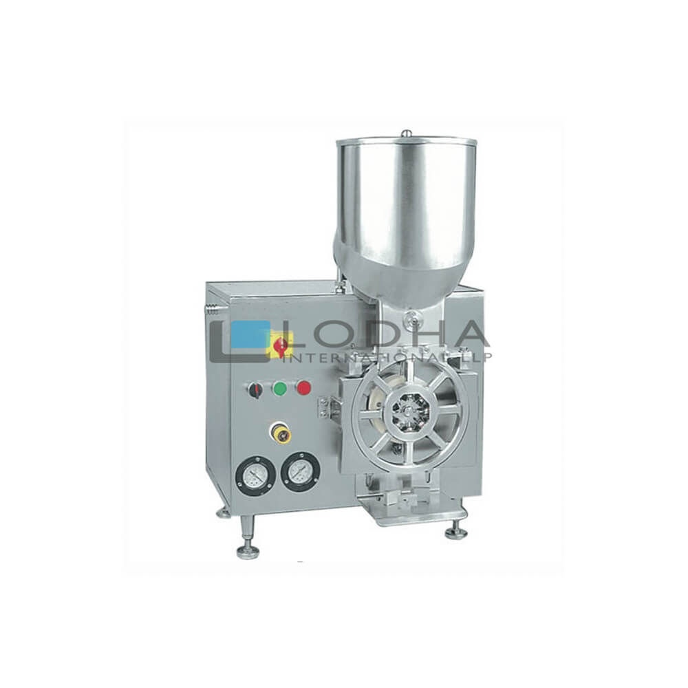 Semi Automatic Injectable Powder Filling Machine