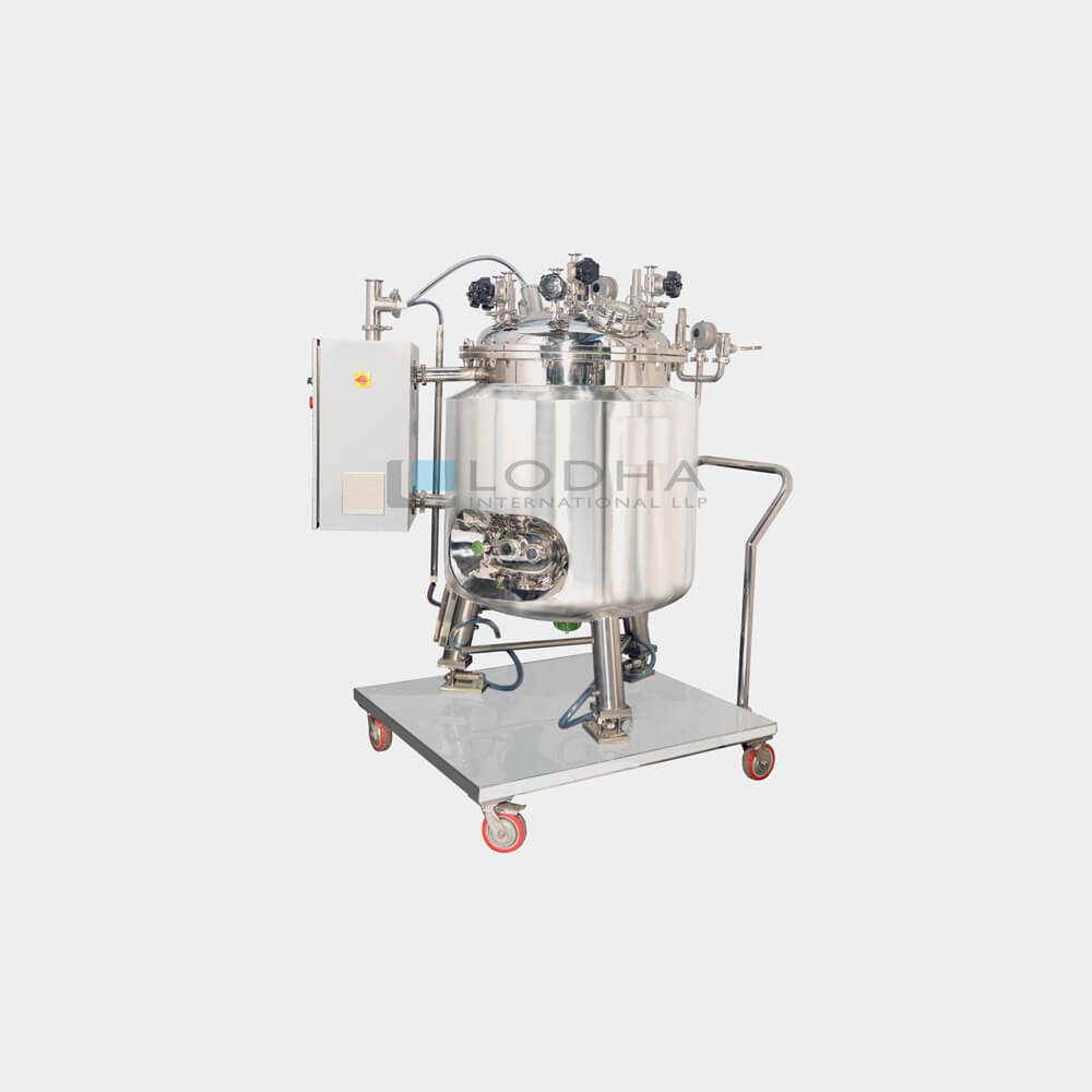 Pharmaceutical Process & Mixing Vessels