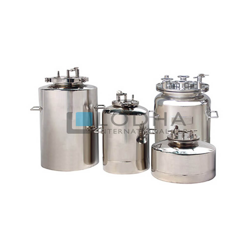 Pharmaceutical Mixing Vessels