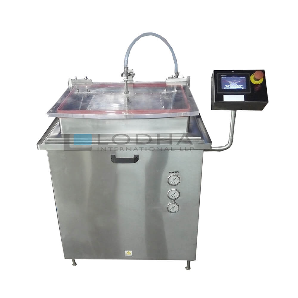 Multijet Ampoule and Vial Washing Machine